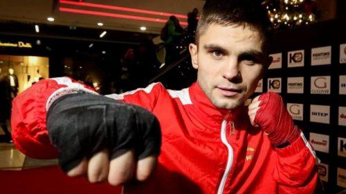 Український боксер переміг панамця