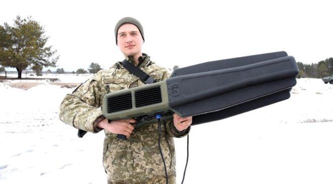 Апробацію радіогвинтівки здійснюють військові на Чернігівщині