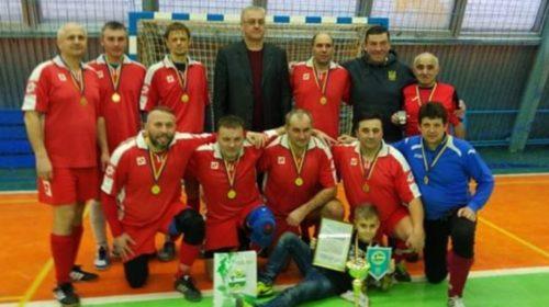 На чемпіонаті області перемогу здобули футболісти з Ніжина