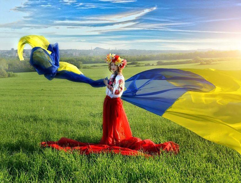Вірш про Україну став піснею