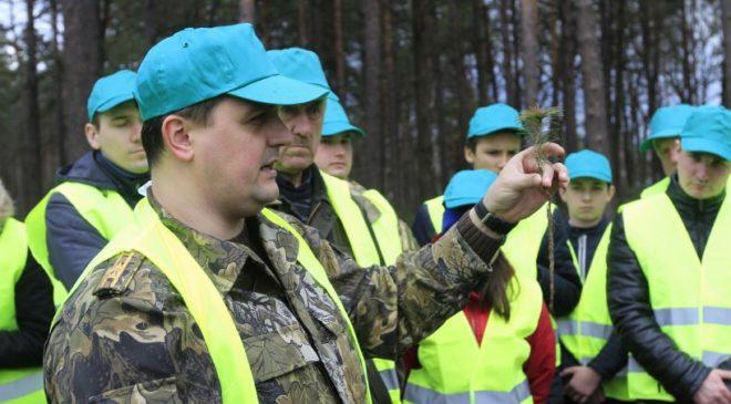 Новий ліс буде на Чернігівщині! Відео