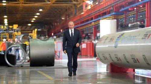 Российская оппозиция призвала Меркель лишить Путина средств для войны