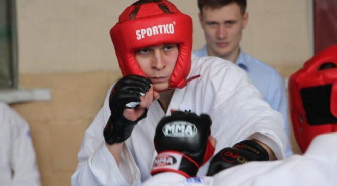 Змагання з рукопашного бою провели військові у Чернігові
