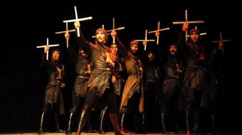 Державний ансамбль танцю Грузії «BATUMI» — у Чернігові