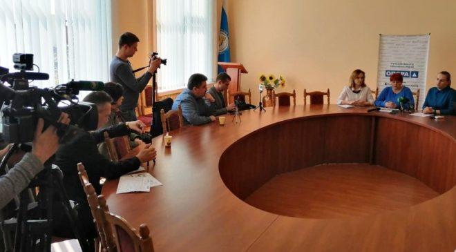 Підсумки голосування на виборах у Чернігівській області