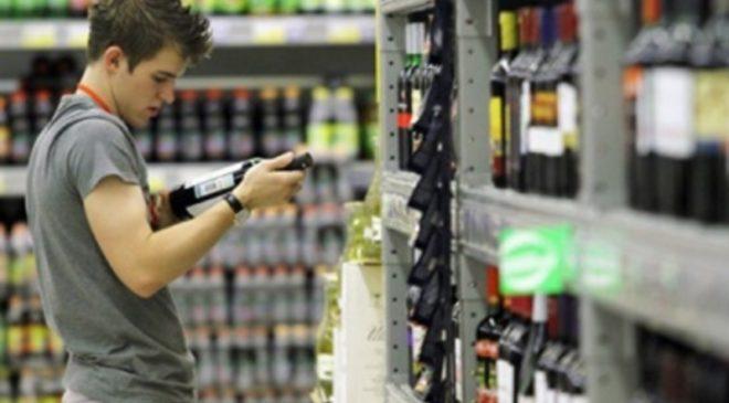 Реалізаторів алкоголю та цигарок оштрафували на 640 тисяч гривень
