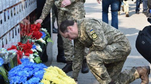 У Чернігові відзначають п'яту річницю створення 13-го батальйону