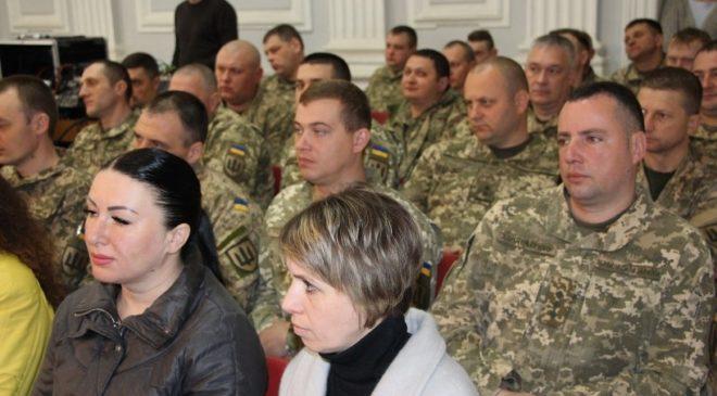У Чернігові відзначили військових правоохоронців