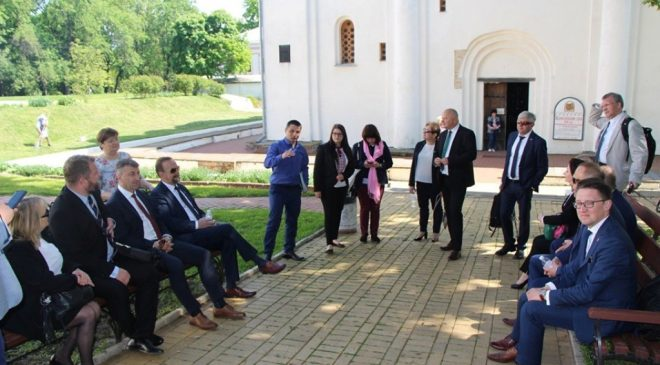 Представники польських гмін відвідали громади Чернігівщини