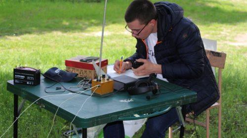 На Чернігівщині школярі змагалися на Кубок України з радіоспорту