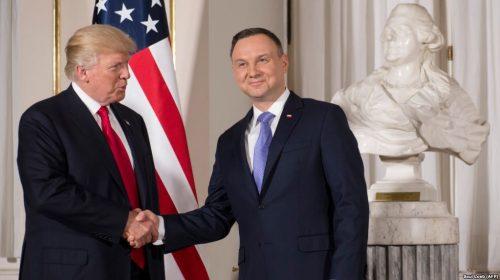 Германия стала заложницей России, — Трамп