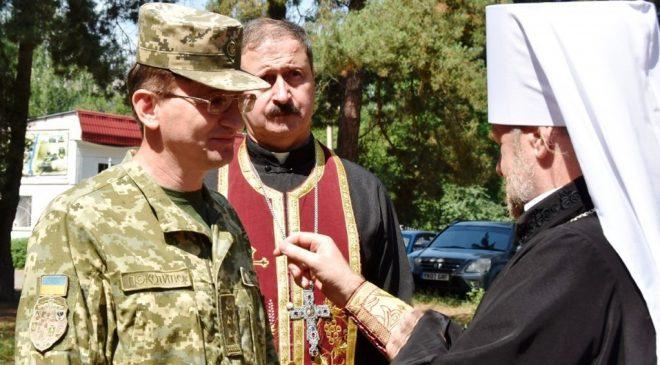 У військовиків на Чернігівщині буде свій храм