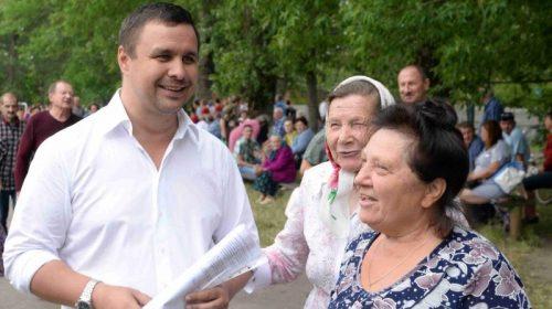 Максим Микитась: мій обов'язок як представника держави – задовольняти потреби людей