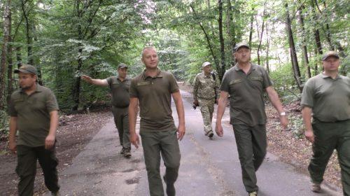 Активно розбудовують інфраструктуру в Остерському військовому лісгоспі