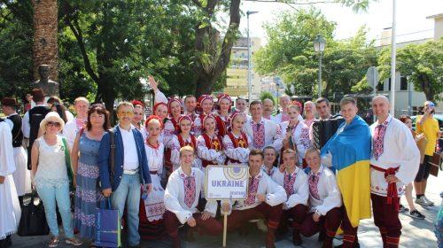 На фестивалі у Греції – «Сіверські клейноди» з Чернігова
