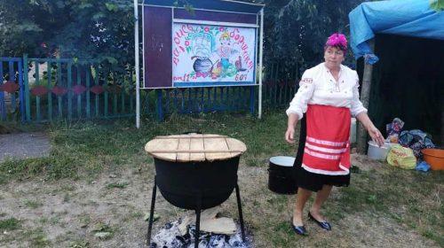 Різновиди борщу дегустували на фестивалі у Чернігівській області