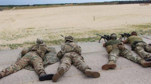 Стартували снайперські змагання на першість Збройних Сил України
