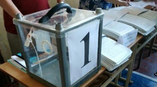 Вибори на Чернігівщині: лише одна переноснаскринька замість двох
