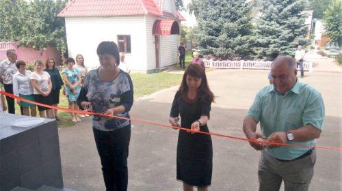 У двох районах області «Чернігівгаз» відкрив сучасні Центри обслуговування