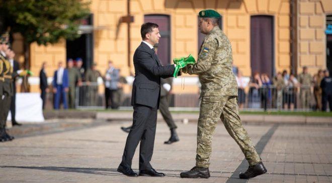 Чернігівський прикордонний загін відтепер – імені князя Володимира Великого