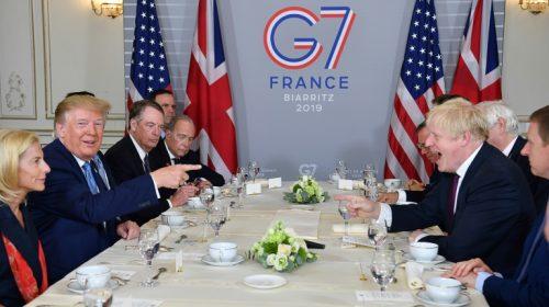 Лидеры G7 за возвращение России, но выдвинули ей ультиматум