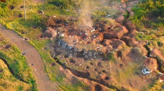 Украинские военные ответили боевикам мощным ударом