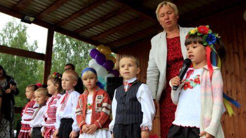 Співало село до пізньої ночі