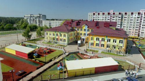 Перший за останні 25 років збудований дитсадок у Чернігові