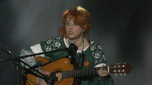 Про перемир`я, кулі, Крим виконала пісні «Бандерівна»
