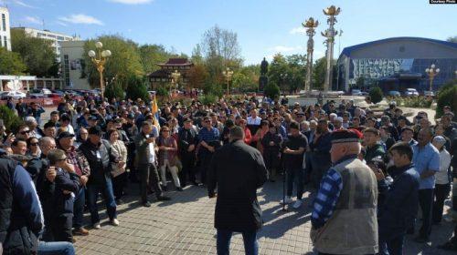 В Калмыкии житель Элисты заговорил на украинском языке