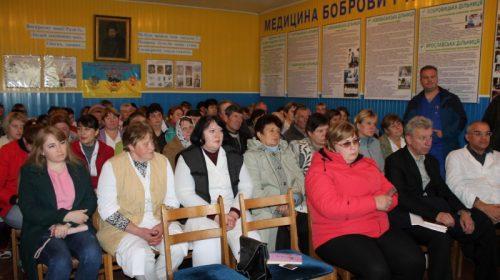Леонід Яковишин закликав орендарів рятувати лікарню