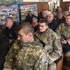 За програмою НАТО пройшли курси перепідготовки військових