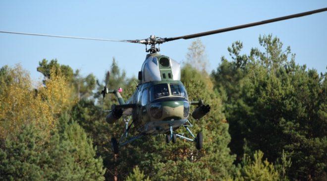 Чернігівські фахівці випробували модернізований вертоліт Мі-2МСБ