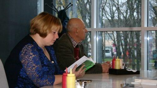 У кафе «Lovka» святкував ювілей поетичний бібліопростір «А+»