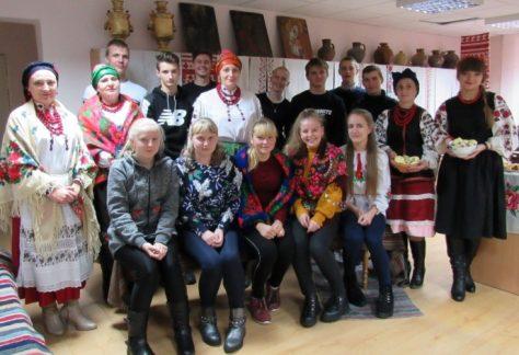 Напередодні Святого Андрія — веселі вечорниці на Чернігівщині
