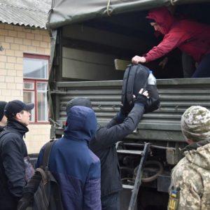 250 чернігівців вже розпочали військову службу в «учебках»
