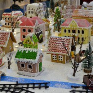 На Чернігівщині презентували солодке містечко