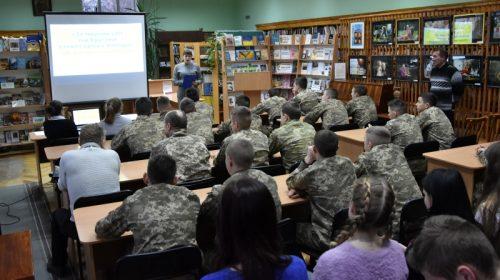 Про подвиг захисників України розповіли у Чернігові
