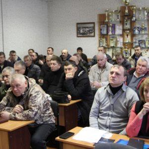 Проблеми мисливських господарств обговорили у Чернігові