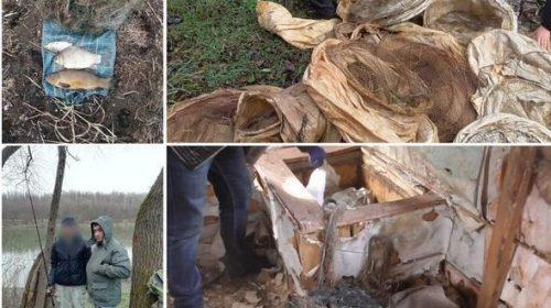 На Чернігівщині зафіксували 22 порушення правил рибальства