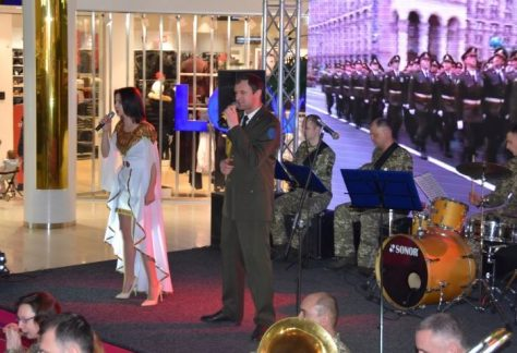 Вшанували пам'ять мужніх оборонців Донецького летовища