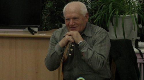 Петро Антоненко знову зустрівся з шанувальниками