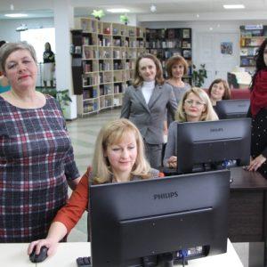 У Мені на Чернігівщині відкрили сучасний світ книжок