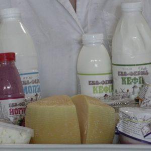 Молочну продукцію без хімії виготовляє «Еко-ферма «Диво»