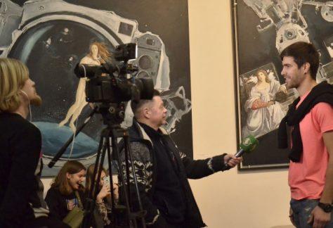 Чернігівський музей сучасного мистецтва запрошує в гості