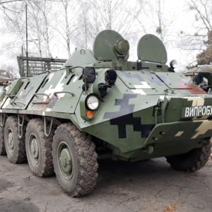 Чернігівські військові випробувачі відзначили значну подію