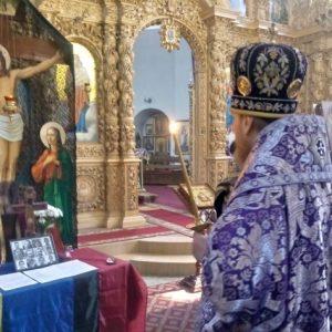 За загиблих у березні Захисників України помолилися в Чернігові