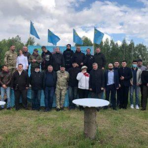 Пам'ять жертв геноциду кримськотатарського народу вшанували в Ічні