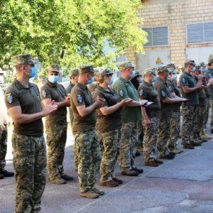 Бійців, які повернулися з фронту, відзначили на Чернігівщині