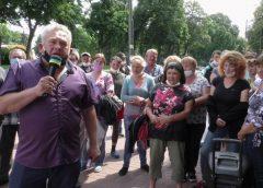 Торфодобувники Чернігівщини висунули свої вимоги